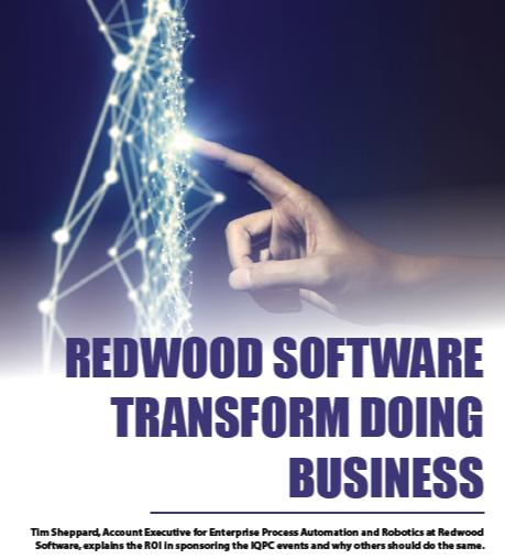 Future of Finance 2019 - Redwood case study