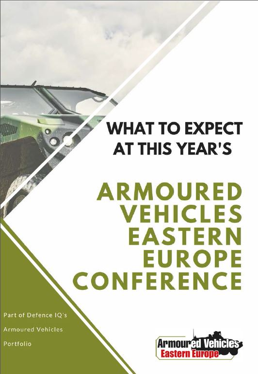 What to expect at this year's Armoured Vehicles Eastern Europe
