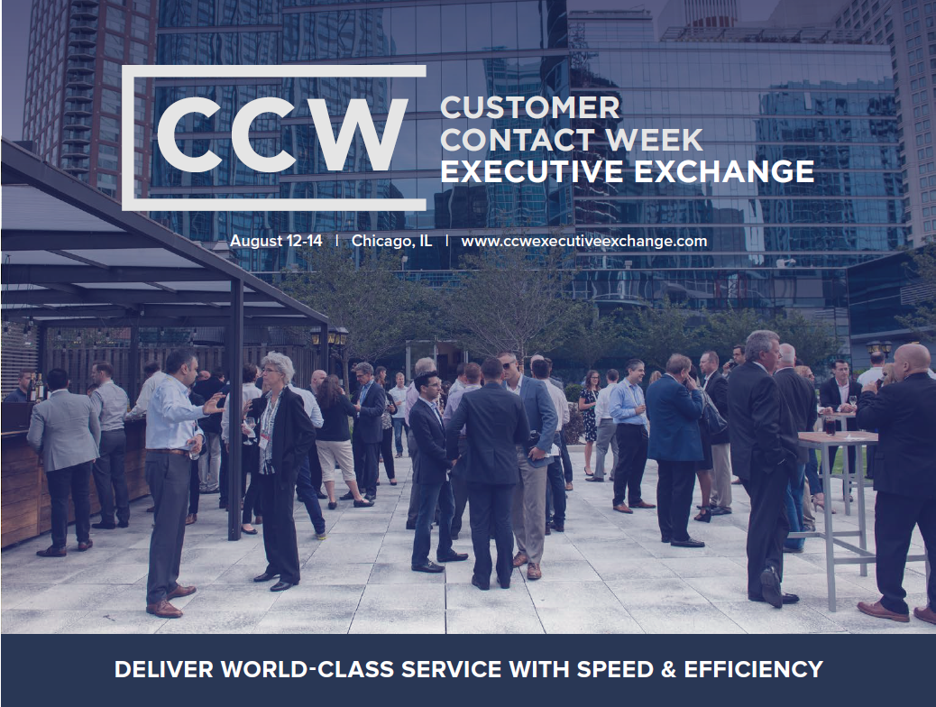 Being a Solution Provider at the CCW Executive Exchange