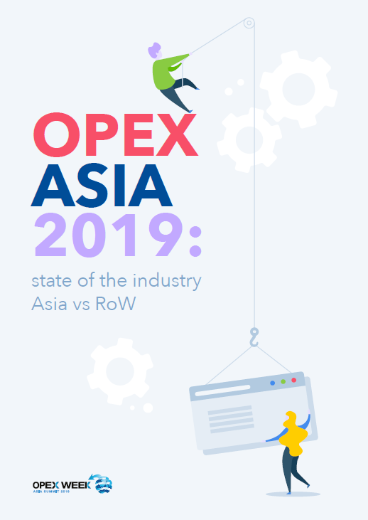 State of the Industry Report - OPEX Asia 2019