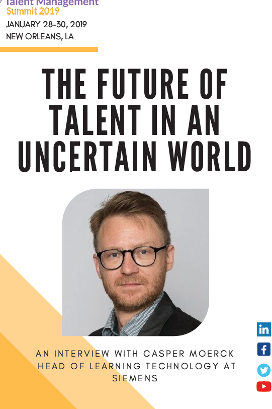The Future of Talent in an Uncertain World