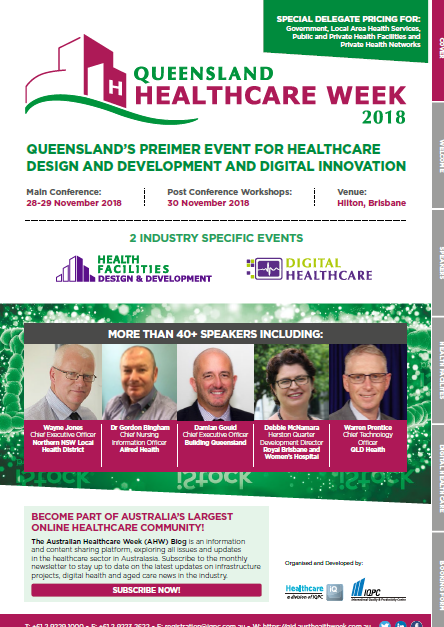 View your event guide – Queensland Healthcare Week 2018