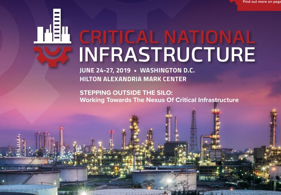 Critical National Infrastructure Agenda 2020