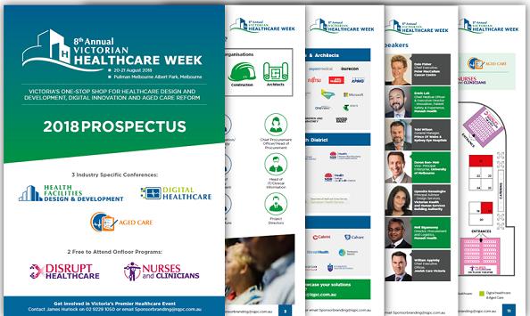 Victorian Healthcare Week: 2018 Prospectus