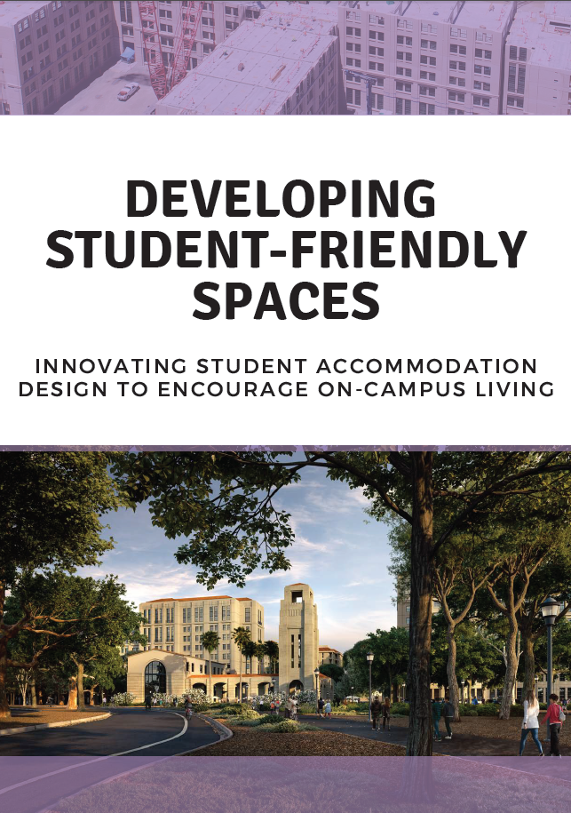 Developing Student-Friendly Spaces: Innovating Student Accommodation Design to Encourage On-Campus Living