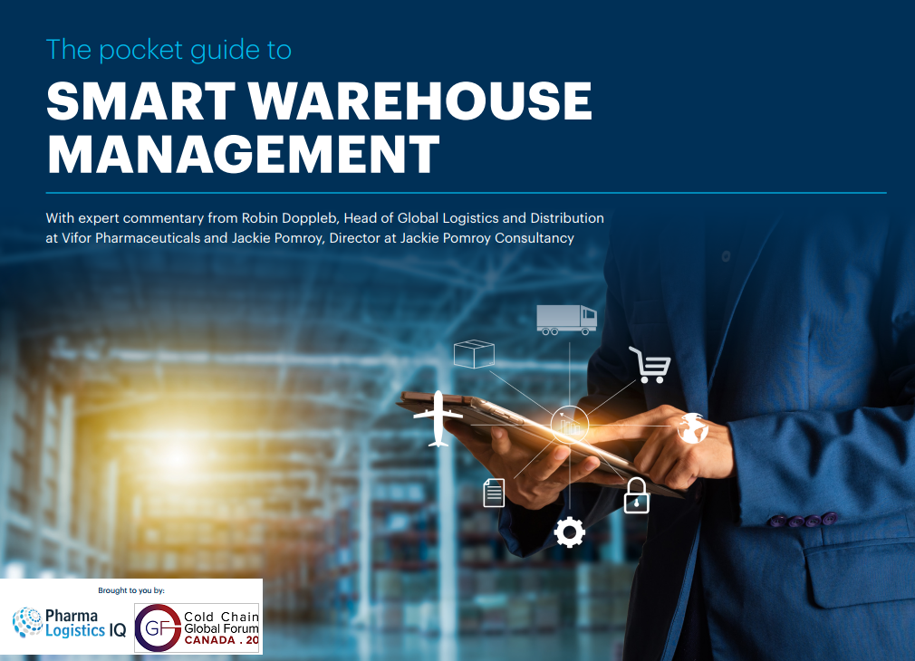 The Pocket Guide to Smart Warehouse Management