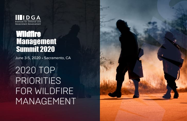 2020 Top Priorities for Wildfire Management
