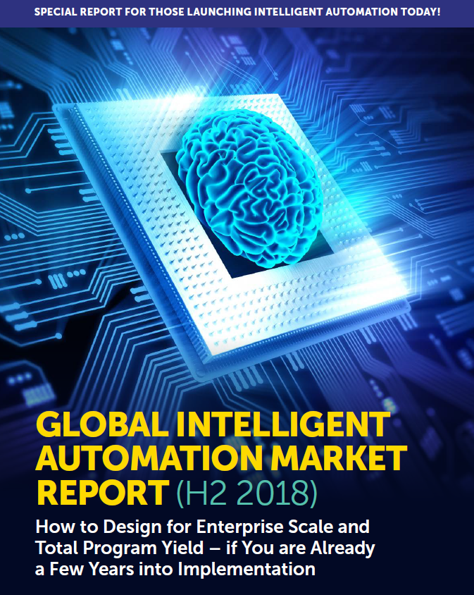 Global IA Market Report 2018