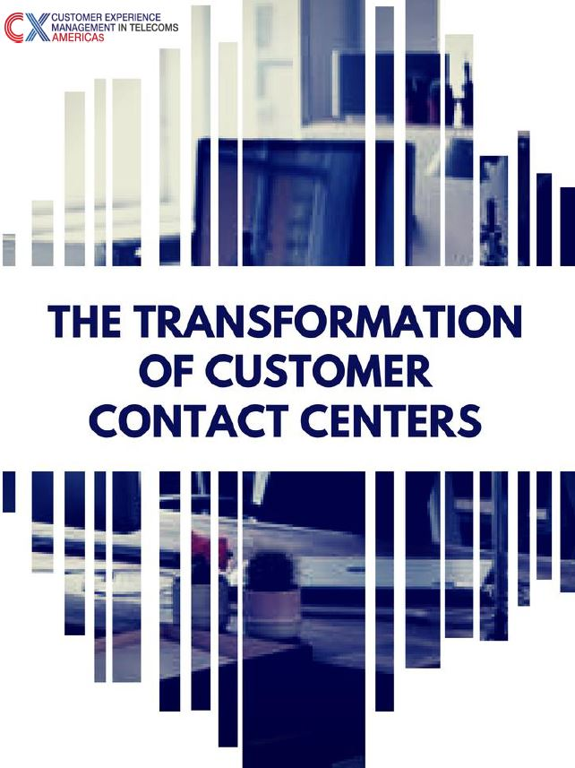 The Transformation of Customer Contact Centers