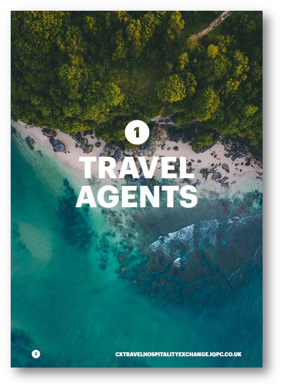 Connecting the Customer Journey for Travel Agents