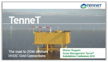 TenneT Presentation: The Road to 2GW Offshore HVDC Grid Connections