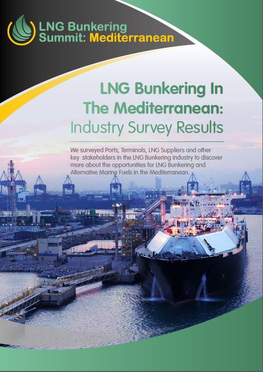 Bunkerspot Partner Content: LNG Bunkering Mediterranean Survey Results
