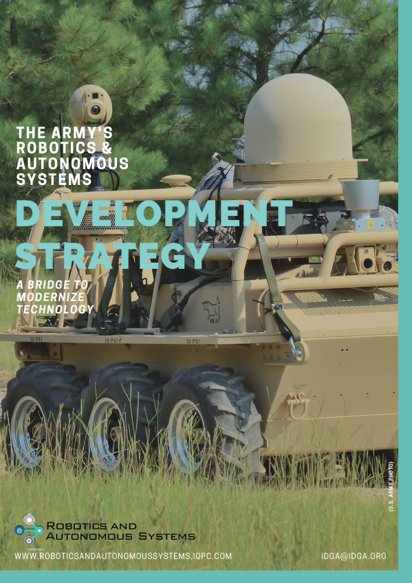 The Army's Robotic and Autonomous Systems Development Strategy