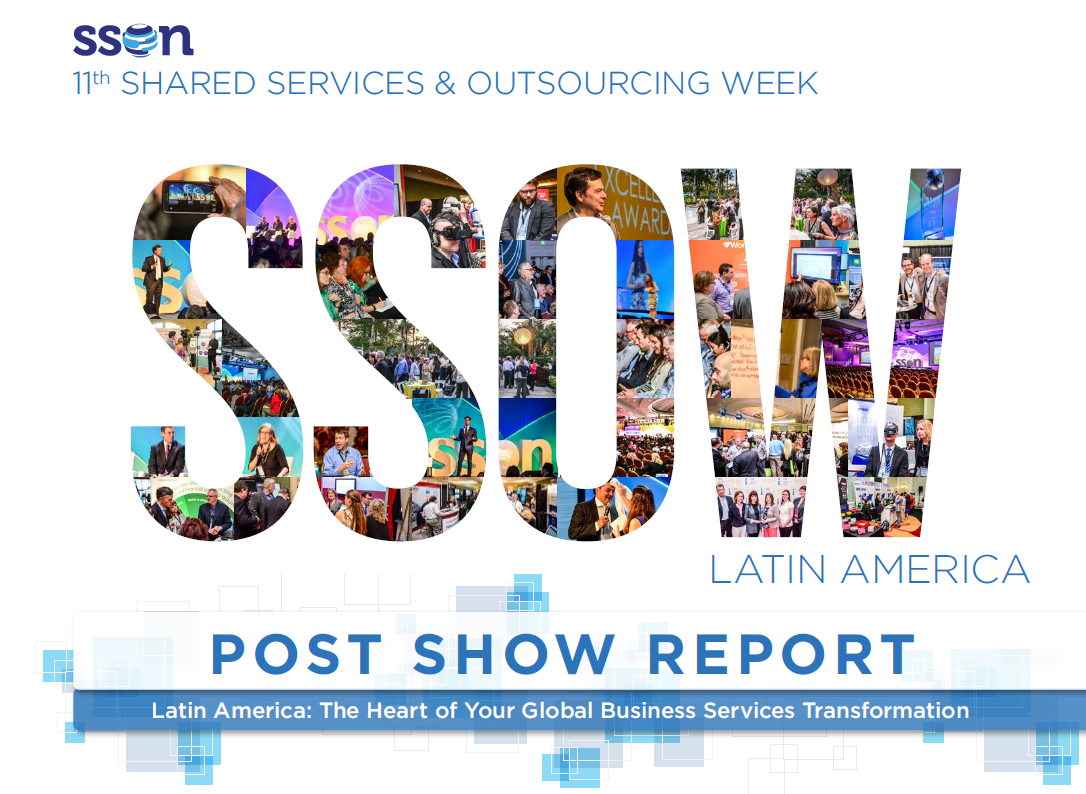 Post Show Report: Latin America Shared Services & Outsourcing Week 2017