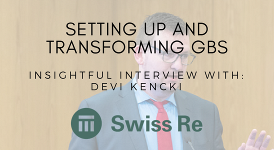Interview with Swiss Re
