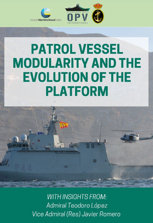 Patrol vessel modularity and the evolution of the platform