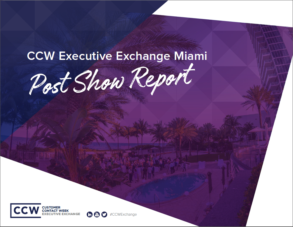 2019 CCW Exchange Post Show Report