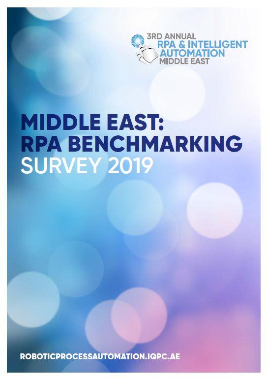 RPA Benchmarking Survey 2019