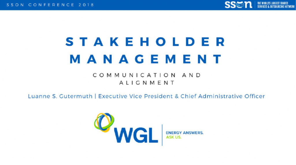 Stakeholder Management: Communication and Alignment