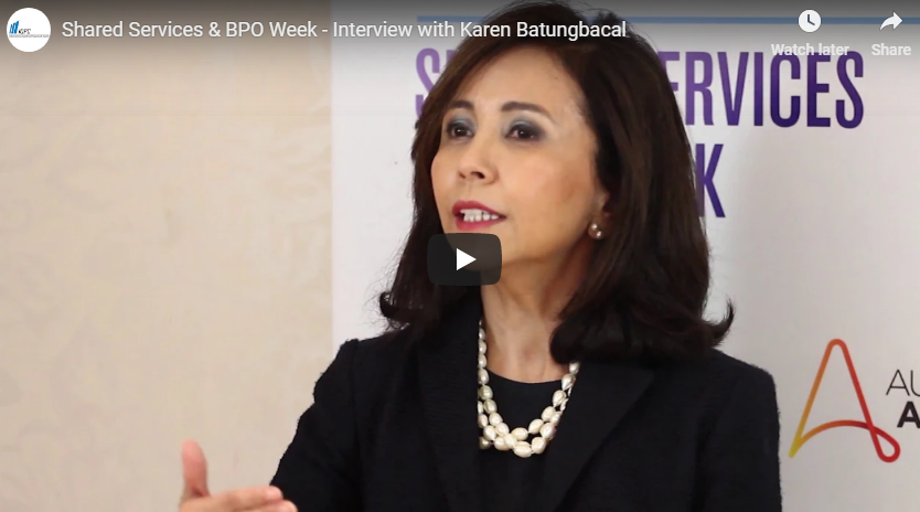 Event 2018 - Interview with Karen Batungbacal, Optum Global Services | UnitedHealth Group