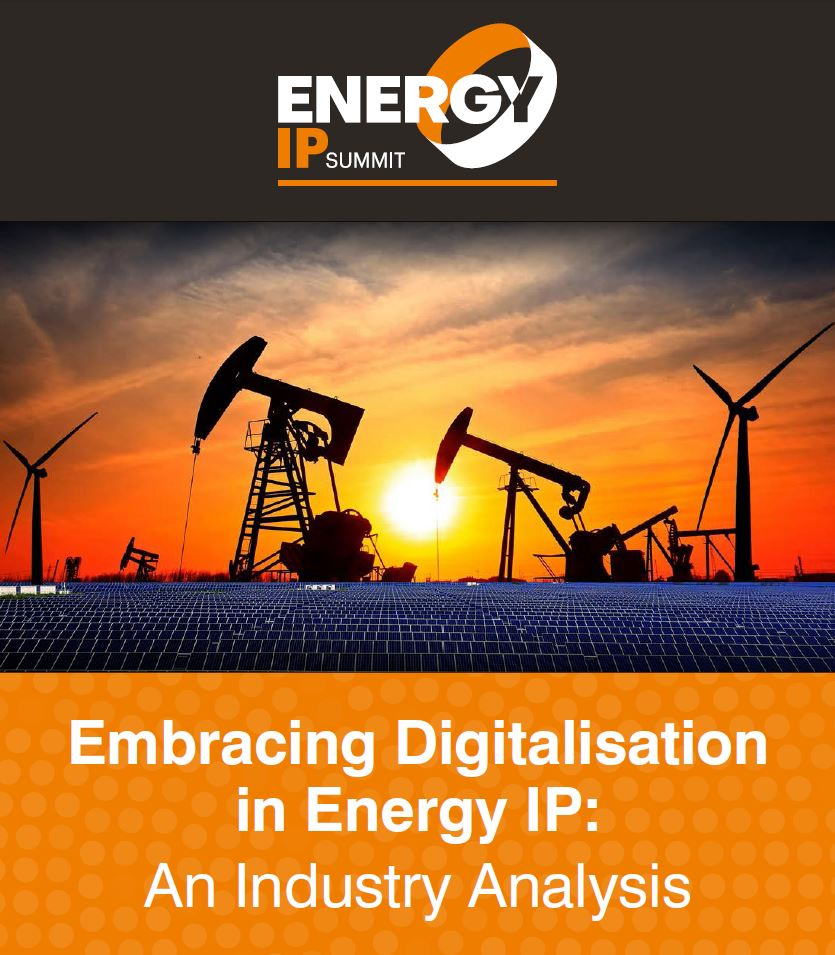 Embracing Digitalisation in Energy IP: An Industry Analysis
