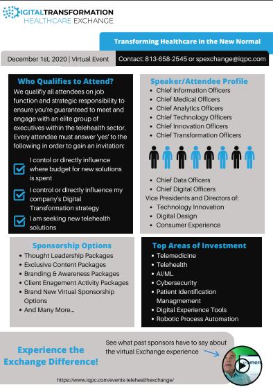 Digital Transformation for Healthcare Sponsorship Opportunities
