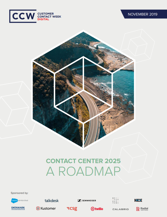Market Study: Contact Center of 2025 - A Roadmap