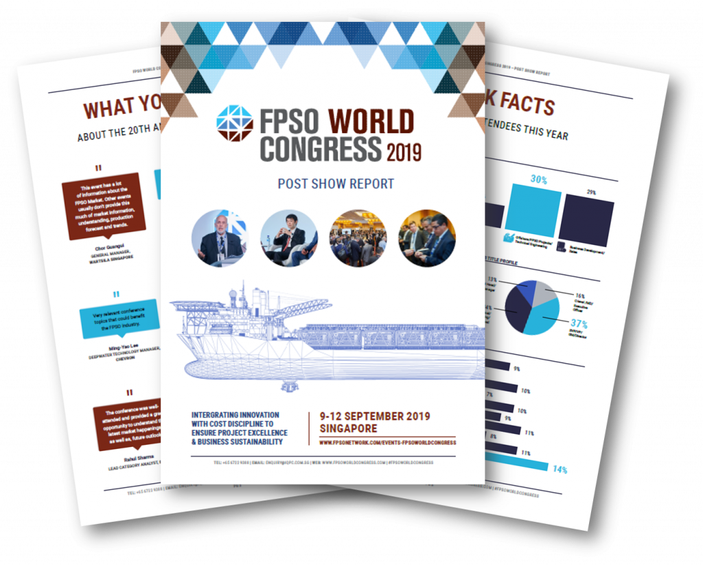 2019 FPSO World Congress Post-Show Report