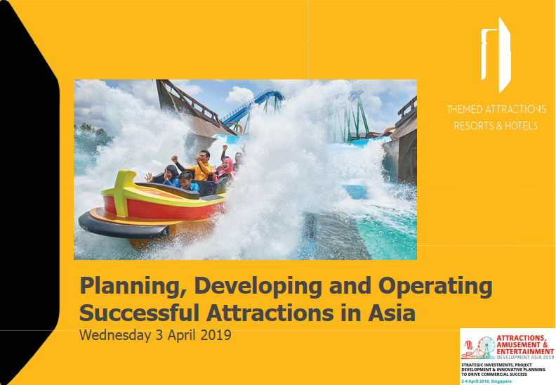 Read the Past Presentation - Planning, Developing and Operating Successful Attractions in Asia