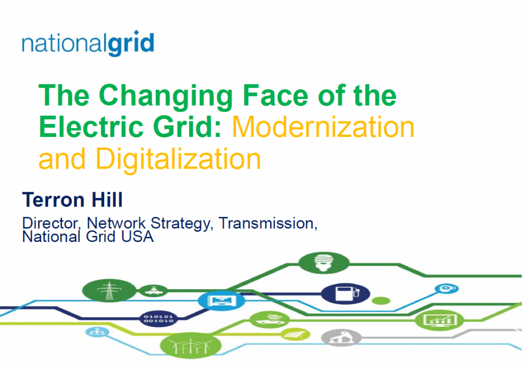 The Changing Face of the Electric Grid: Modernizing our Electricity Networks in a World Increasingly Dependent on Electricity