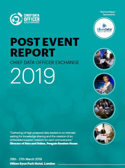 CDO Exchange 2019 - Post-Event Report