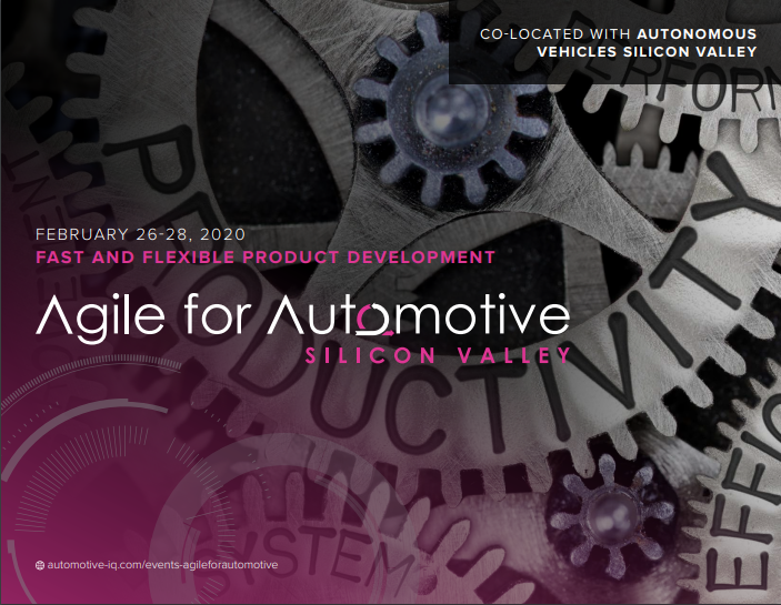 Download the Agile for Automotive Agenda