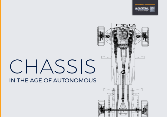 The Role of the Chassis in the Age of Autonomous Vehicles