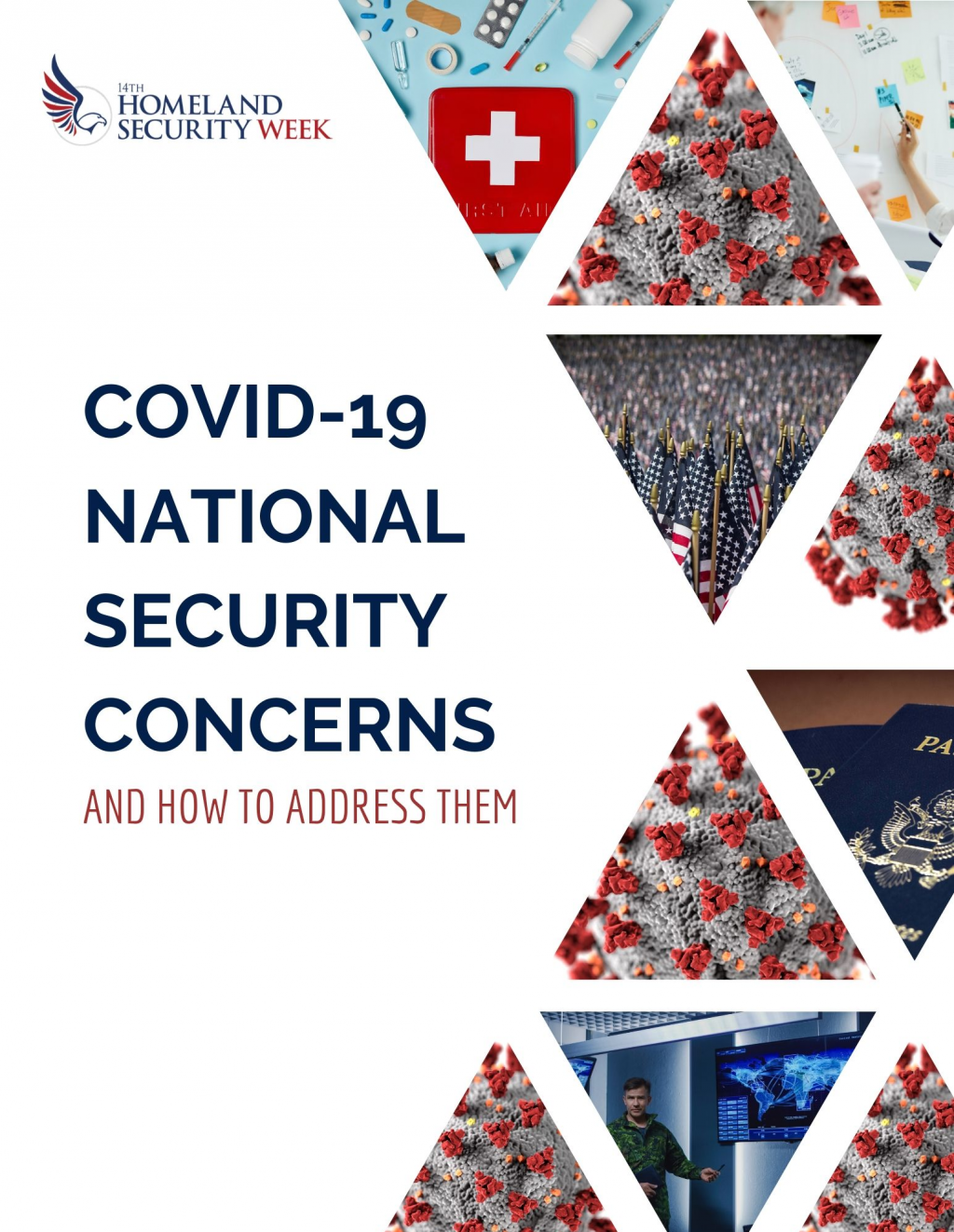 COVID-19 National Security Concerns and How to Address Them
