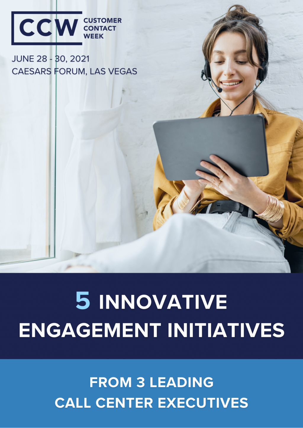 5 Innovative Engagement Initiatives From 3 Leading Executives