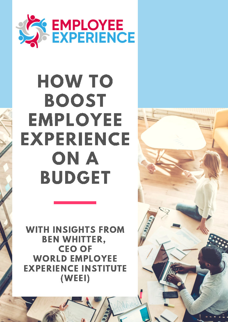 How to Boost Employee Experience on a Budget