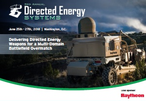 3rd Annual Directed Energy Systems Agenda