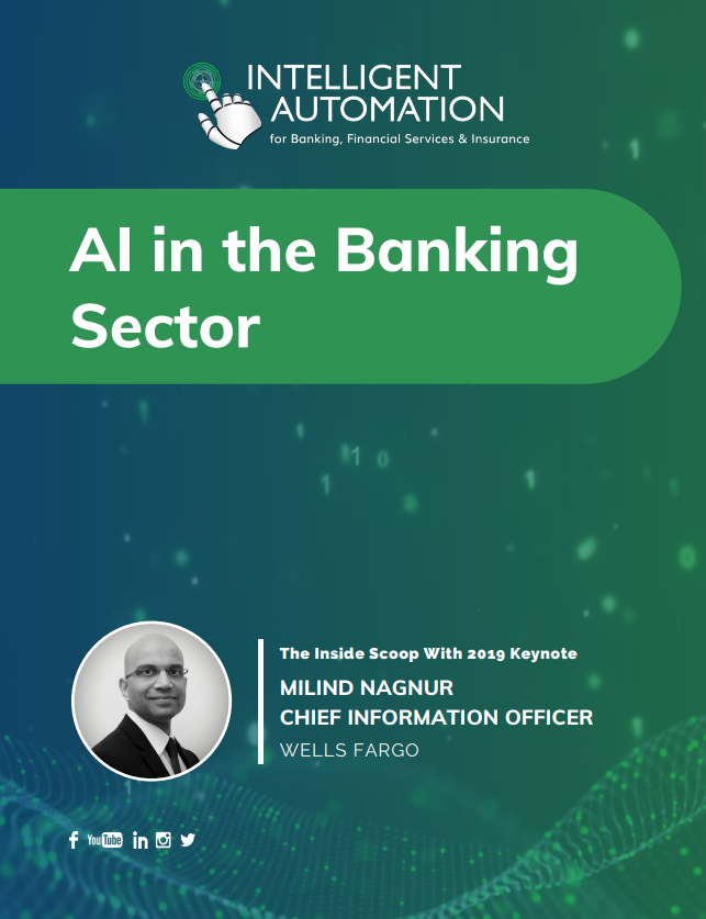 AI in the Banking Sector with Milind Nagnur, CIO at Wells Fargo