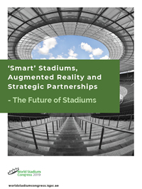 'Smart' Stadiums, Augmented Reality and Strategic Partnerships - The Future of Stadiums