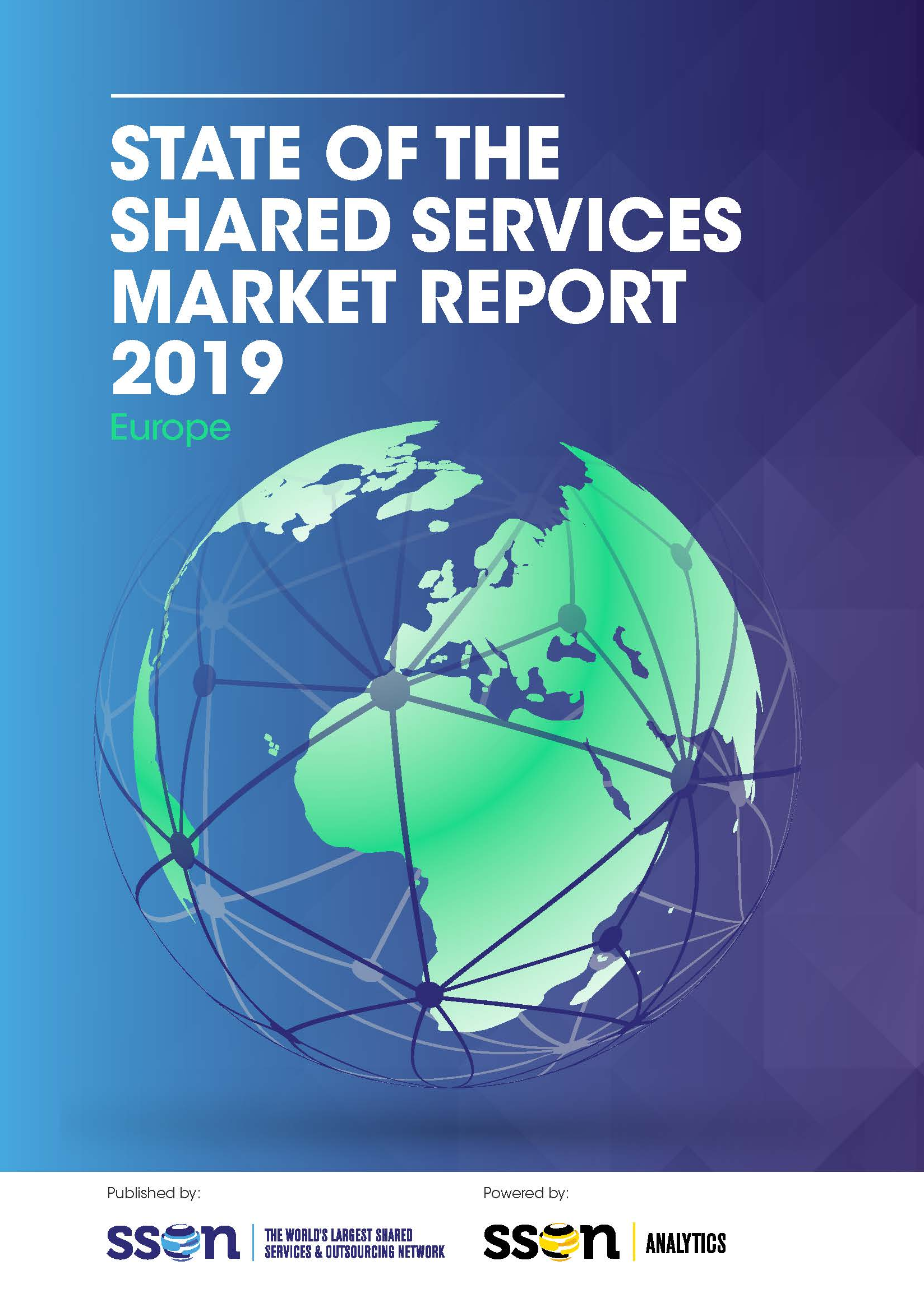 State of the Shared Services Market Report 2019