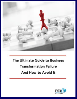 The Ultimate Guide to Business Transformation Failure & How to Avoid It