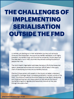 The Challenges of Implementing Serialisation Outside the FMD