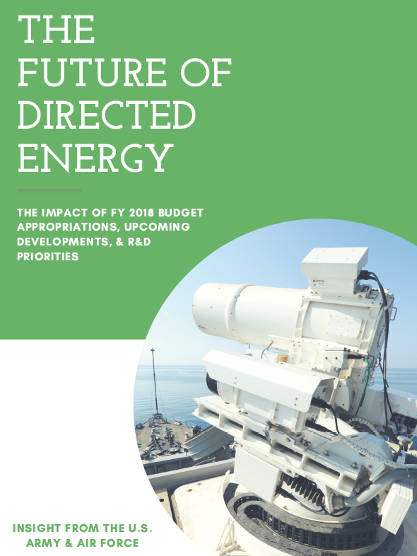 The Future of Directed Energy: Insight from the U.S. Army & Air Force