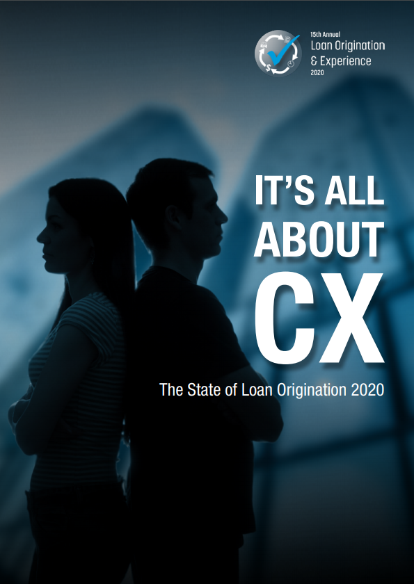[Industry Report] The State of Loan Origination 2020: It's all about CX