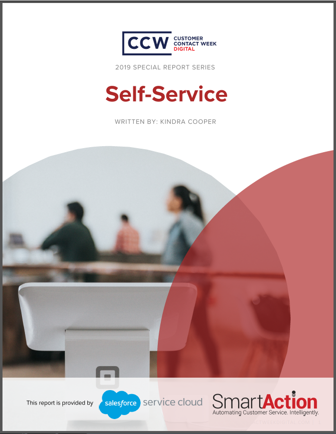 Special Report:Self-Service
