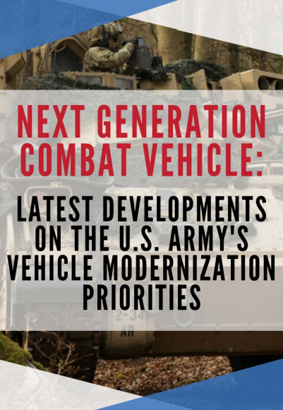 The U.S. Army's Modernization Priorities - Latest Developments