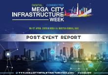 Post-event report: Mega City Infrastructure Week 2019