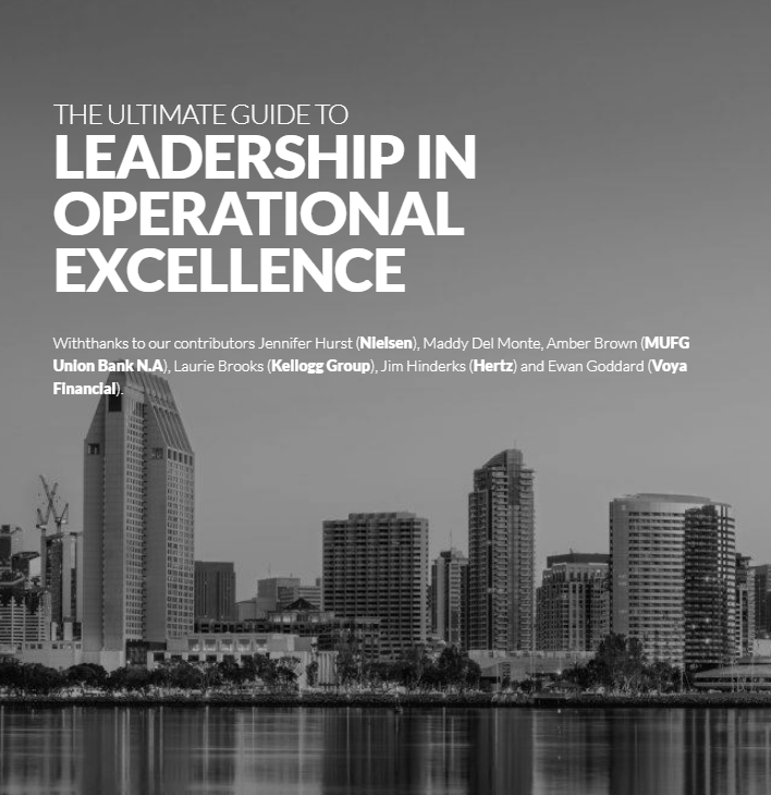 The Ultimate Guide to Leadership in Operational Excellence