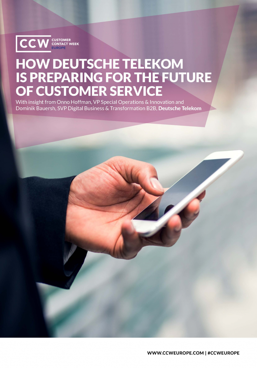 How Deutsche Telekom Is Preparing For The Future Of Customer Service
