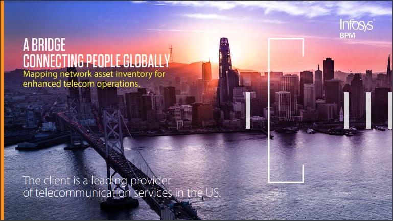 Infosys BPM Case Study: A Bridge Connecting People Globally